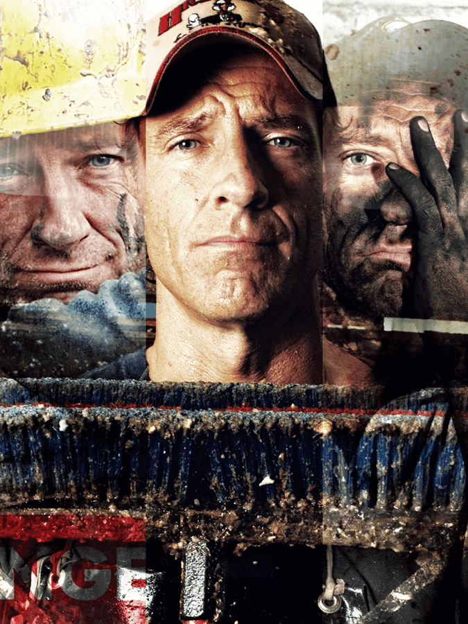 """Mike Rowe – """"Dirty Jobs"""" host – Skilled trades advocate – """"Somebody's Gotta Do It,"""" """"Returning the Favor,"""" and """"The Way I Heard It"""""""